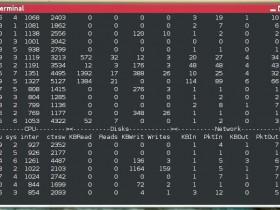 Collectl: Linux 性能监控的全能冠军
